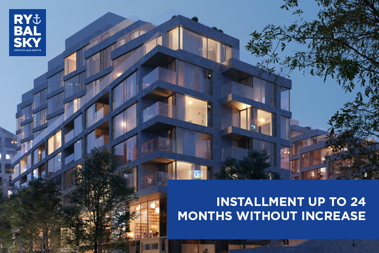 Start spring with a new apartment! Buy without any increase in price and for up to 24 months
